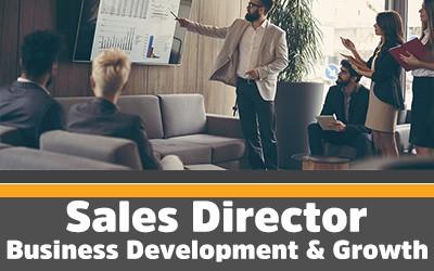 Sales Director – Business Development & Growth