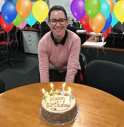 Lyndsay Birthday - Recruiter at Talent Focus