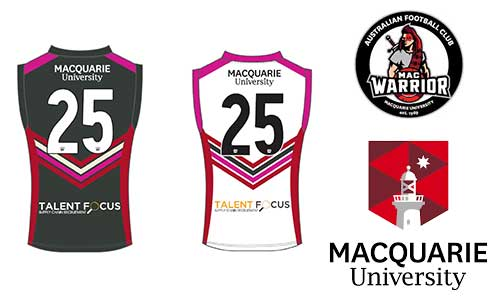 MUAFC sponsorships jerseys