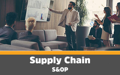 Supply Chain – S&OP