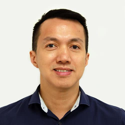 Edward Buenaventura - Senior Recruitment Consultant
